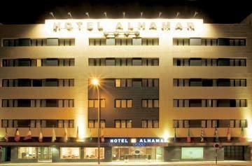 Alhamar Hotel Granada