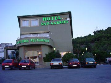 San Gabriel Hotel Granada