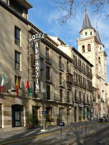 Vincci Albayzin Hotel Granada