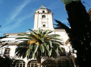 Macia Monasterio De Los Basilios Hotel Granada