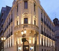 NH Victoria Hotel Granada